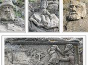 Rochers sculptés Rothéneuf (35)