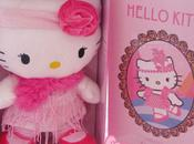 Peluche Hello kitty édition spéciale Galeries Lafayette