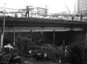 Yaoundé pont gare menacé d'effondrement