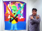 Todd james infinity lessons alice gallery brussels opening