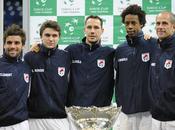 Finale Coupe Davis 2010 pour France face Serbie après victoire Gael Monfils