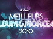iTunes lance vote pour meilleurs album morceau 2010