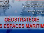 Cafés stratégiques Géostratégie espaces maritimes