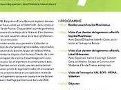 VISITE Centre National Bois CNDB, FRANCILBOIS EKOPOLIS NOTRE CHANTIER LOGEMENTS COLLECTIFS BOIS ISSY MOULINEAUX
