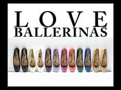 Love Ballerinas Yves Saint Laurent