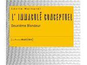 L'Immaculé conceptuel, Cécile Mainardi (par René Noël)