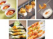 Idées recettes pour menu fêtes plancha