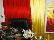 Wikileaks: Guinée Capitaine Moussa Dadis Camara