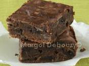 Brownie crème marron chocolat