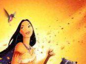 Pocahontas, Légende Indienne