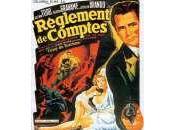 Reglement comptes (1953)