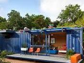 Vivre maison container, solution anti-crise.