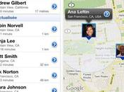 Google Latitude désormais disponible iPhone