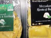 pasta Angelo Mezzaluna Ricotta Basilic Bioetika Ravioli