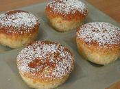 Muffins liqueur vanille