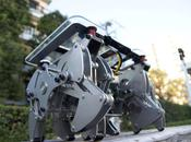 Land Crawler eXtreme, robot avec jambes.