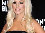 Christina Aguilera elle fêté France