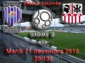Foot Istres Ajaccio pour compte 19ème journée soir 20h.