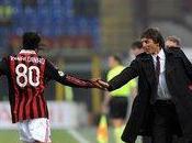Leonardo entraîner l'Inter Milan