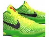 Nike Zoom Kobe Green Mamba Grinch