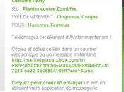 Microsoft vous offre masque gratuit Xbox Live