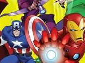 série animée Avengers arrive France Janvier 2011!