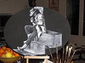 Stevie Vaughan-portrait (Mes oeuvres N°3)