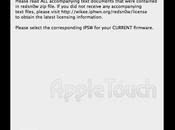 TUTO Jailbreak 4.2.1 untethered iPhone iPod Touch iPad avec Redsn0w 0.9.7b1