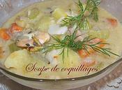 Soupe coquillages