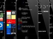thème Zune votre iPhone...