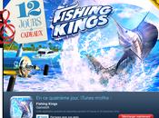 [iTunes] jours cadeaux Gameloft. Fishing Kings