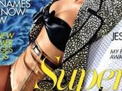 Jessica Alba Elle nous réchauffe Harper's Bazaar