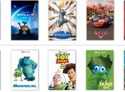 Toutes productions PIxar minutes. It's magical!