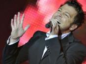 Christophe chantera Montélimar juillet plein