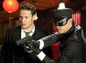 Green Hornet pour Seth Rogen personnage ''idiot''