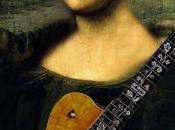 Mona Lisa piétinée gamin deux couvert chocolat