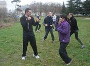 Paris Bootcamp karate contact