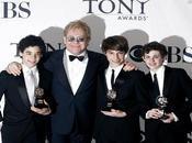 Elton John David Furnish pensent déjà deuxième bébé
