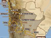 Dakar 2011 programme l'étape jour jeudi janvier