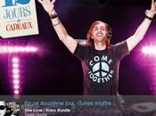 jours cadeaux iTunes clips David Guetta offerts