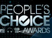 People's Choice Awards 2011 palmarès complet