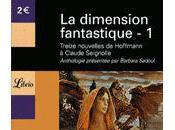 dimension fantastique Tome Treize nouvelles Hoffmann Claude Seignolle