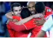 Vidéos Real Sociedad Séville, buts résumé janvier 2011