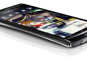 smartphones 2011 arrivent force avec sonyericsson xperia