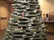 Sapins, arbres étagères hybrides bibliothèque