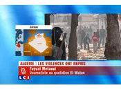 Vidéos manifestation Violences Algérie morts)