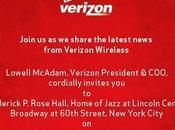 L'iPhone CDMA Verizon, c'est pour très bientôt