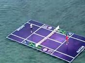 Roger Federer Rafael Nadal savent même jouer l'eau (vidéo)