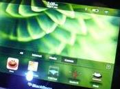 Preview Blackberry Playbook