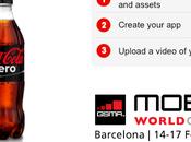 MobiLead Coca Cola Mobile Challenge Barcelona 2011 (QR-Cards Scratchcard)